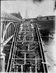 Traffic Bridge construction