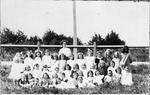 Frankton School girls
