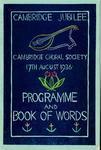 Cambridge Choral Society