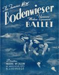 Bodenwieser Ballet