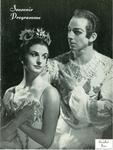 Souvenir programme. (Rowena Jackeson and Bryan Ashbridge)