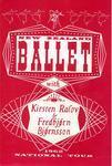 New Zealand Ballet with Kirsten Ralov & Fredbjorn Bjornsson