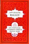 New Zealand Ballet 1966 Spring Season