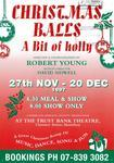 Christmas Balls: A Bit of Holly