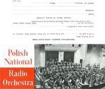 Polish National Radio Orchestra