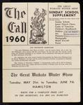 The Call 1960. Sunday School Supplement