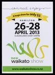 New Waikato Show