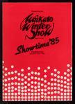 Waikato Winter Show. Showtime '85