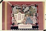 H. & J. Court diorama display