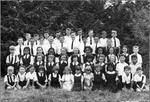Orini - School class photo - 4th decade