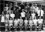 Orini School - Class photo -- (x2)
