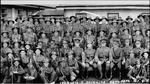 World War II soldiers at Hopuhopu Military Camp