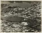 Aerial view of Seddon Park and surrounds
