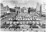 Garden Place - GPO, Buses Ltd, Library
