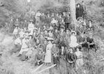 Picnic - large group - Port Waikato