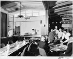 Dining Room at the Waikato Motor Hotel